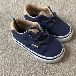 Size 4 Baby Vans. Boy or Girl Shoes